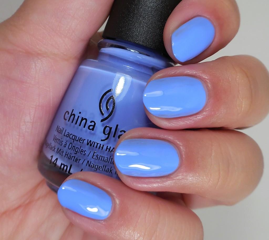 China Glaze Boho Blues 2