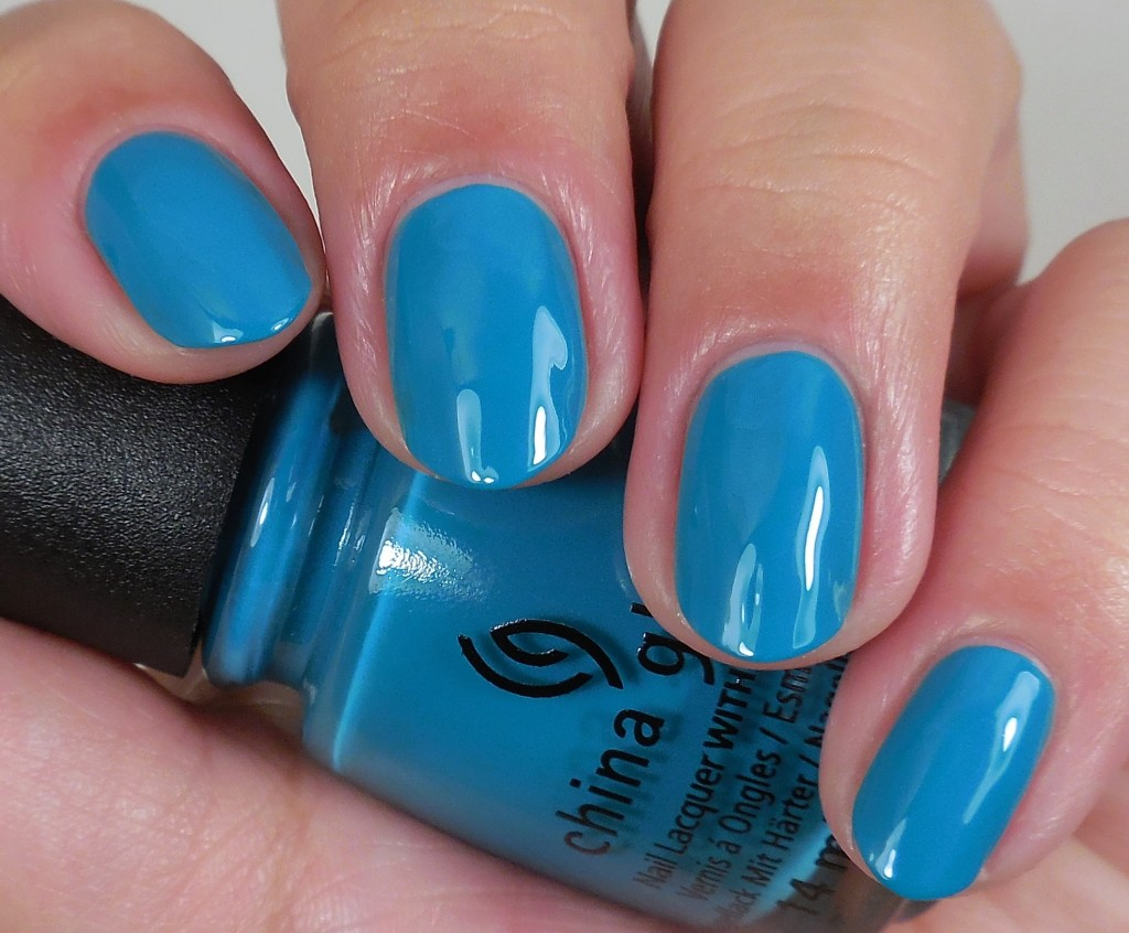 China Glaze My Way or the Highway 1
