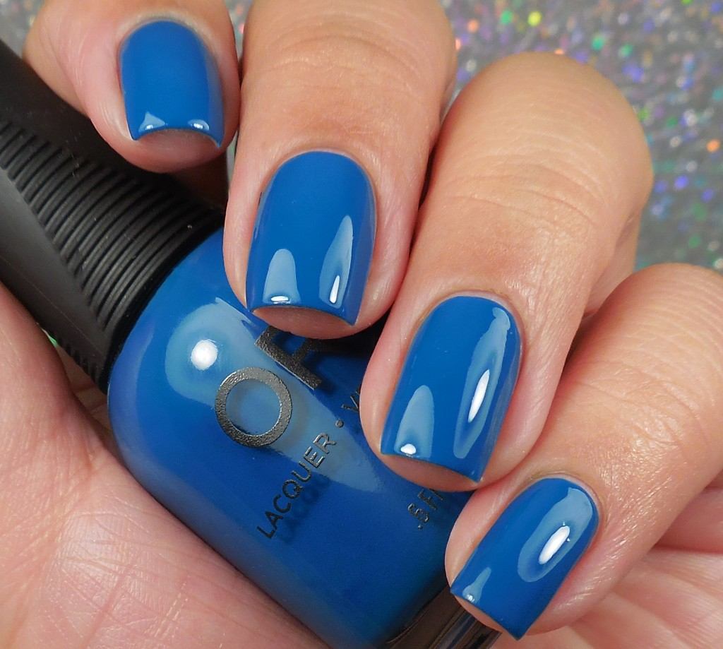 Orly Teal Unreal 2
