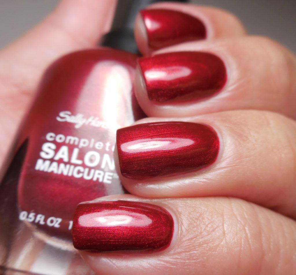 Sally Hansen Ready In Reds