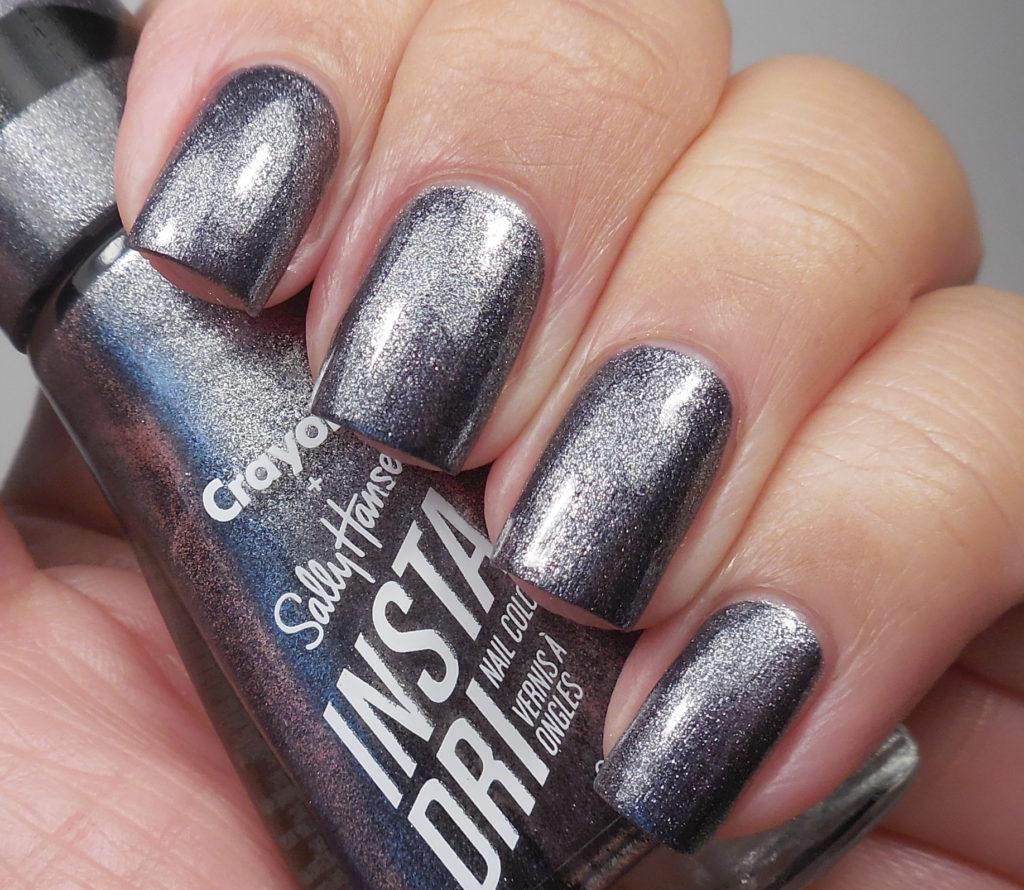 Sally Hansen X Crayola Glam Rock