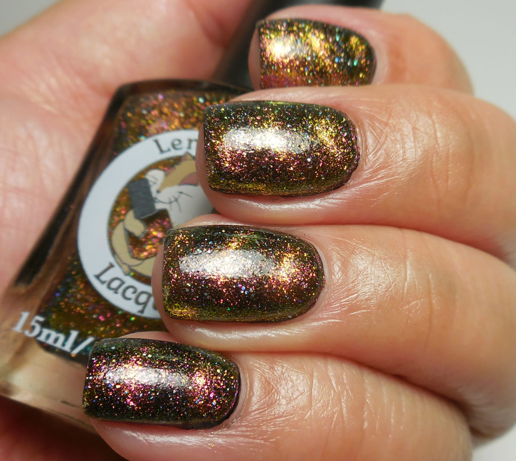 Lemming Lacquer Magnetic Galaxy Trio