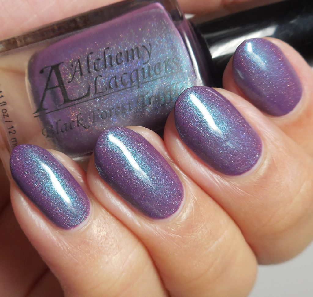 Alchemy Lacquers Black Forest Truffle