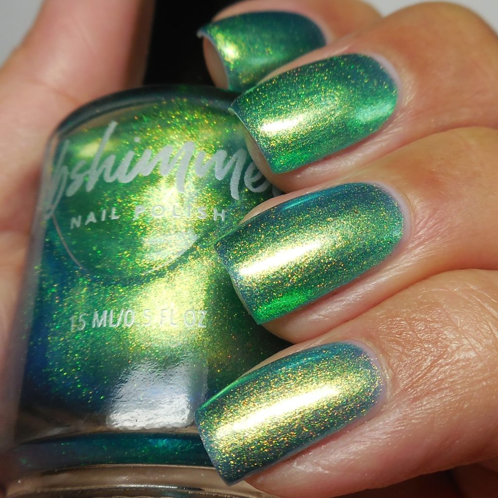 KBShimmer I Can Sea Clearly Now