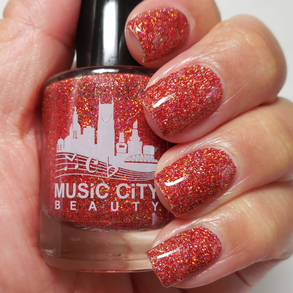 Music City Beauty Ruby Slippers