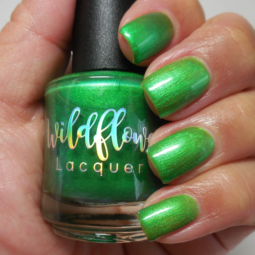 Wildflower Lacquer Raw Crystal